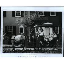 1994 Press Photo History come alive at Charleston, South Carolina - cvb22818
