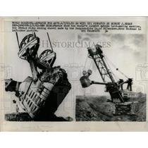 1965 Press Photo 3850-B strip mining shovel - RRW55855