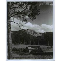 Press Photo South Dakota-Black Hills Majesty - cvb24045
