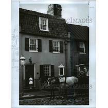1989 Press Photo Charleston, South Carolina houses - cvb24047