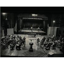 1963 Press Photo sterophonically record - RRW56023