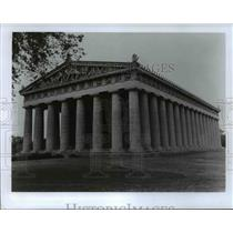 1983 Press Photo Parthenon-Nashville Tennessee - cvb28350