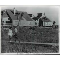 1978 Press Photo Seabrook Island, South Carolina - cvb30505