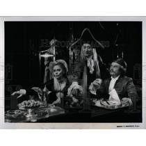 1980 Press Photo Actors Kate Reid And Richard McMillan - RRW70683
