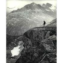 1985 Press Photo Pfitscher Joch-Austria - cvb08588
