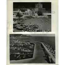 1977 Press Photo Canary Islands of Spain- Sun, Sea and Sensational - cvb19087