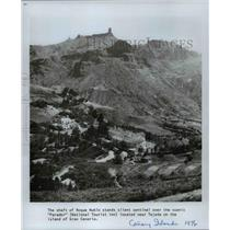 1976 Press Photo Canary Islands - cvb19088