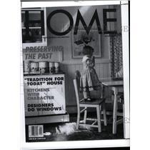1992 Press Photo Home Magazine - RRW98501