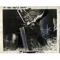 1938 Press Photo Tyrone Power Alice Faye Don Ameche Fox