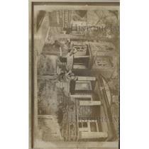 1967 Press Photo Michigan Guardsman Lindberg dwelling - RRX94277