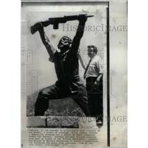 1970 Press Photo Cuban Communist Leader Che Guevara - RRX59863