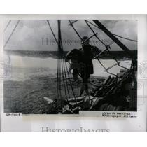 Press Photo Herman Watzinger Kon Tiki Expedition - RRW56871