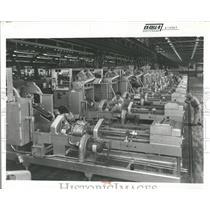 1961 Press Photo Ex-Cell-O Corp