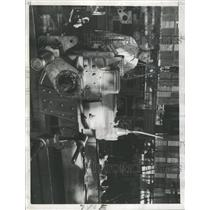 1946 Press Photo Stalingrad Tractor Factory Russia - RRX95575