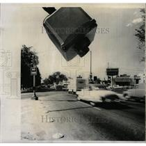 1960 Press Photo Denver traffic detector Minneapolis - RRW22819