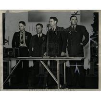1939 Press Photo United Auto Worker Officials - RRW93091