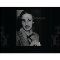 1936 Press Photo Peggy Ann Garner American actress - RRX41687