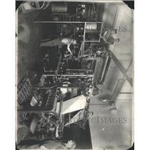 Post Building Newspaper - RRX93503