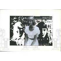 1991 Press Photo biographies insight Slyvia Plath life - RRX97451