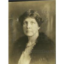 1919 Press Photo Ms Jean Hamilton of National League of Women Workers