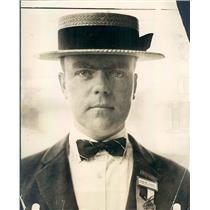 1927 Press Photo Canada Delegate Charles H Mackintosh - ner20829