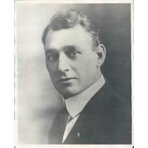 1928 Press Photo Chicago Parks Comr Arthur Falk Killed Son in Drunken