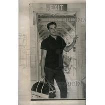 1963 Press Photo Jackson Mississippi Army Draft Married - RRX61105