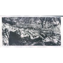 1955 Press Photo Nepal India Doorstep Road Links Himalayan Country - ner35191