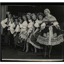 Press Photo Celebrate Czechoslovak Holiday Slovacky - RRW63543