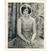 1929 Press Photo Chicago IL Dorothy Leeveusau - ner5671
