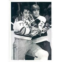 Undated Press Photo NHL New York Rangers HOL Phil Esposito - snb2717