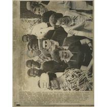 1967 Press Photo Georgia Atlanta Negro Prisoners - RRX95683