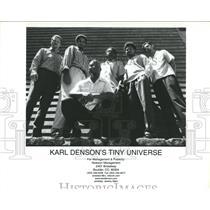 1910 Press Photo Karl Denson Tiny Universe Music Band - RRX96943