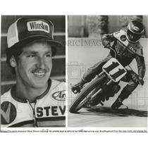 1979 Press Photo Motorcycles-Winston Pro Series Champion Steve Eklund