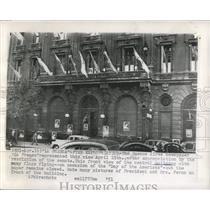 "1951 Press Photo Buenos Aires Newspaper ""La Prensa"" - RRX82459"