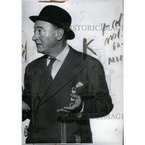 1941 Press Photo Eric Blore Secrets of the Lone Wolf - RRX41179
