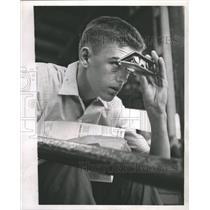 1963 Press Photo Opera Glasses - RRW35153