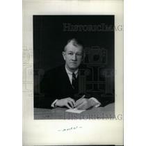 1942 Press Photo Sheriff Campbell Castle Rock Polo - RRX41959