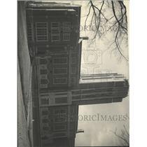 Press Photo Denver University Library - RRX94469