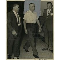 1961 Press Photo Louis E. Bagneris, Indicted New Orleans Gambler - noa24162