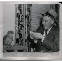 "1951 Press Photo Robert ""Red"" Fenwick - RRX47731"