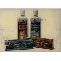 1999 Press Photo Toothpastes - RRW70107