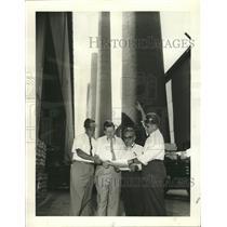 1961 Press Photo Republic Steel Corp Clean Air Program - RRW40007