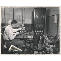 Press Photo N. Reinhardt/Amateur Radio Equipment - RRX85467