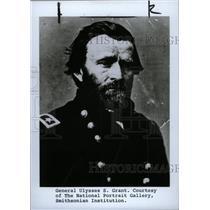 1990 Press Photo General Ulysses S. Grant - RRW99089