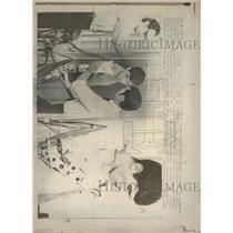 1969 Press Photo Electronic Arm Testing Philadelphia - RRX94819