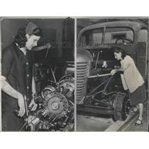 1947 Press Photo Yugoslav Auto Workers - RRX81465
