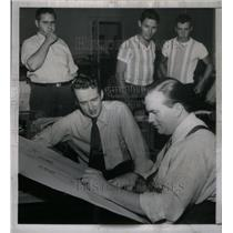 1956 Press Photo Milton Caniff - RRX48371
