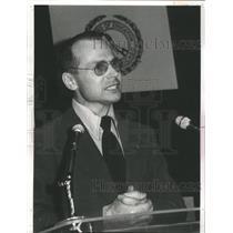 1978 Press Photo Simas Kudirika man Coast guard Soviet