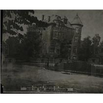 1916 Press Photo Home Of Governor Hughes In Washington - RRW78161
